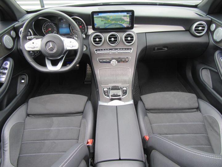 Mercedes Classe C 200 HYBRIDE 184CH 9G-TRONIC BLANC Occasion - 6