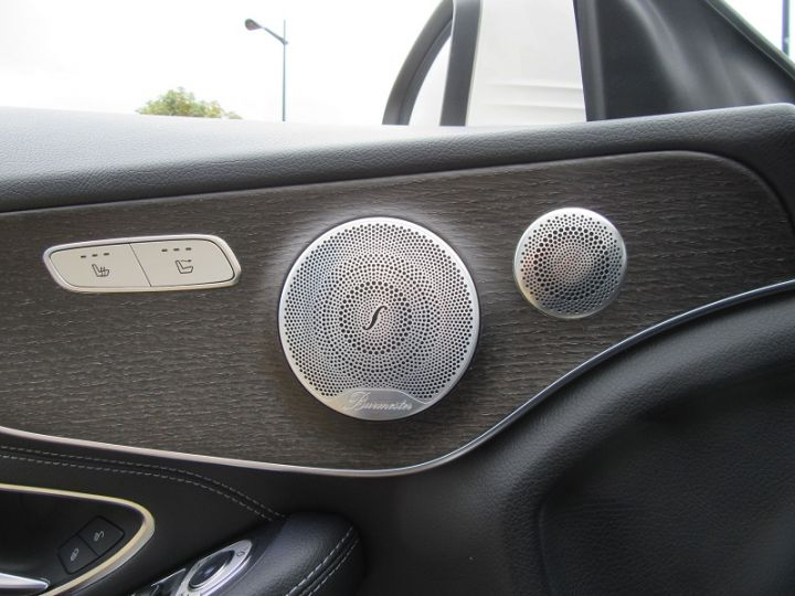Mercedes Classe C 200 HYBRIDE 184CH 9G-TRONIC BLANC Occasion - 9