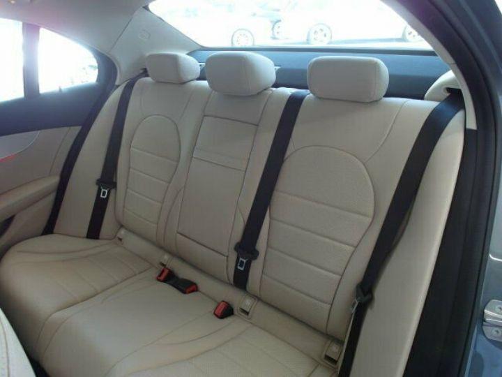 Mercedes Classe C 220 D 4 MATIC AVANTGARDE GRIS Occasion - 9