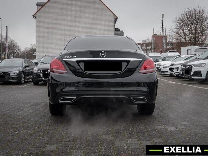 Mercedes Classe C 220 d AMG  NOIR PEINTURE METALISE  Occasion - 1