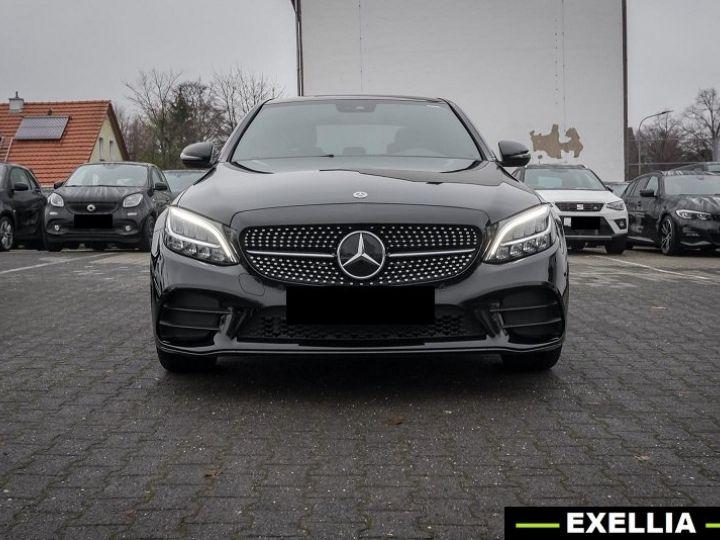 Mercedes Classe C 220 d AMG  NOIR PEINTURE METALISE  Occasion - 2