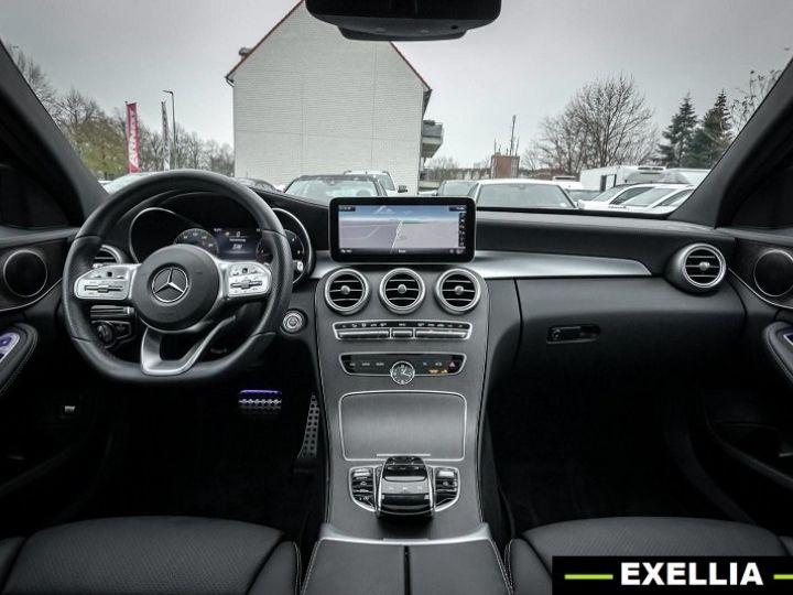Mercedes Classe C 220 d AMG  NOIR PEINTURE METALISE  Occasion - 10