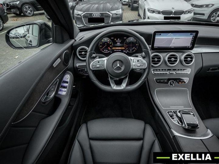 Mercedes Classe C 220 d AMG  NOIR PEINTURE METALISE  Occasion - 12