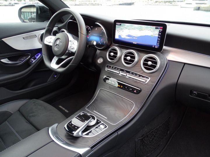 Mercedes Classe C 220 D COUPE AMG LINE - 194 CV - MONACO Blanc - 10