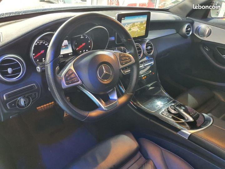 Mercedes Classe C 220D Fascination Amg Blanc - 5