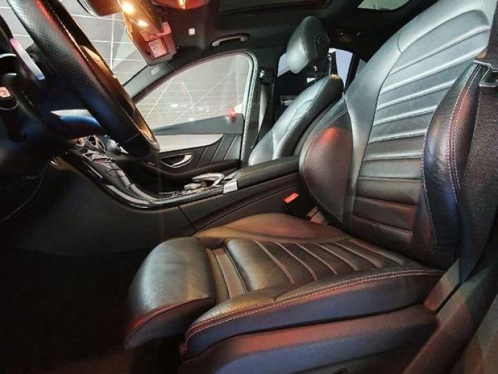 Mercedes Classe C 220D Fascination Amg Blanc - 6