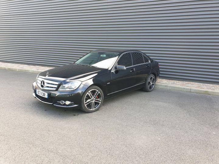 Mercedes Classe C 3 180 cdi avantgarde 7g tronic Noir Occasion - 1