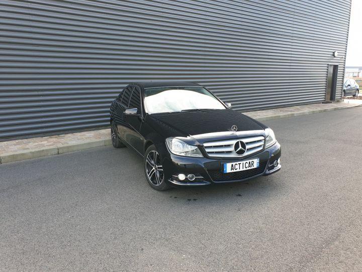 Mercedes Classe C 3 180 cdi avantgarde 7g tronic Noir Occasion - 2