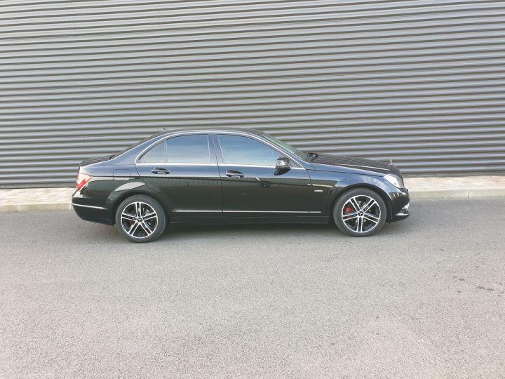 Mercedes Classe C 3 180 cdi avantgarde 7g tronic Noir Occasion - 3