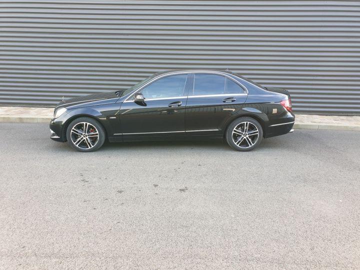 Mercedes Classe C 3 180 cdi avantgarde 7g tronic Noir Occasion - 4