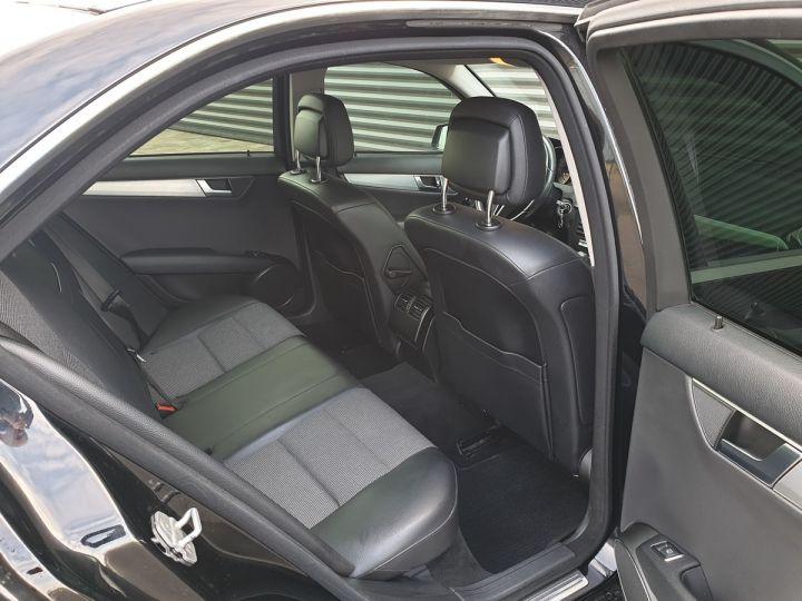Mercedes Classe C 3 180 cdi avantgarde 7g tronic Noir Occasion - 6