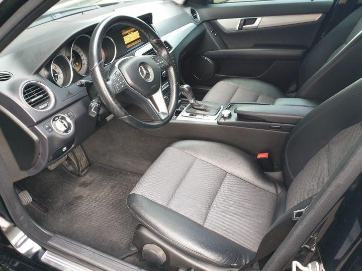 Mercedes Classe C 3 180 cdi avantgarde 7g tronic Noir Occasion - 9