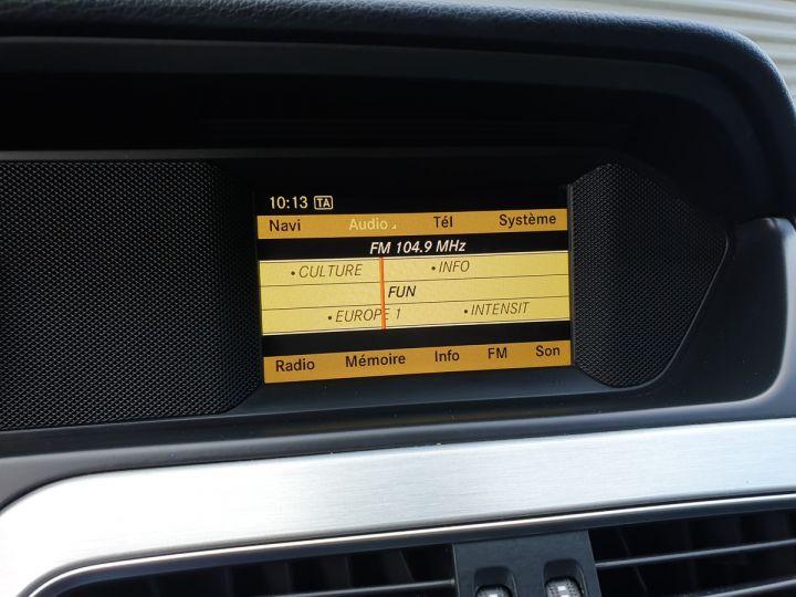 Mercedes Classe C 3 180 cdi avantgarde 7g tronic Noir Occasion - 16