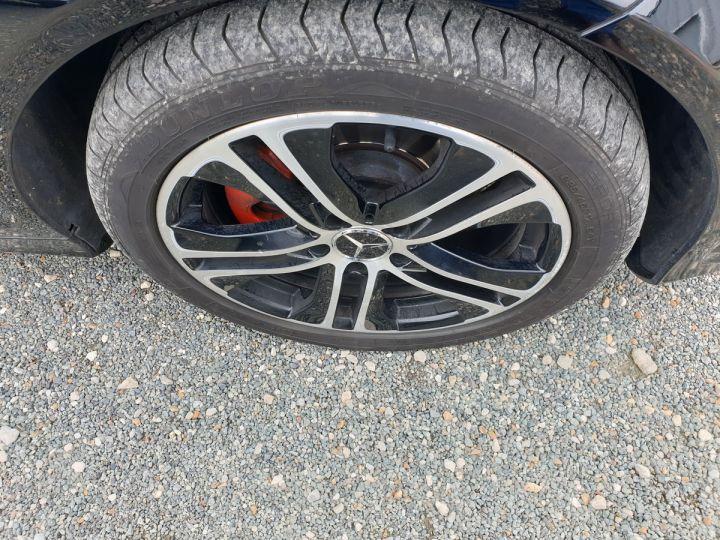 Mercedes Classe C 3 180 cdi avantgarde 7g tronic Noir Occasion - 18