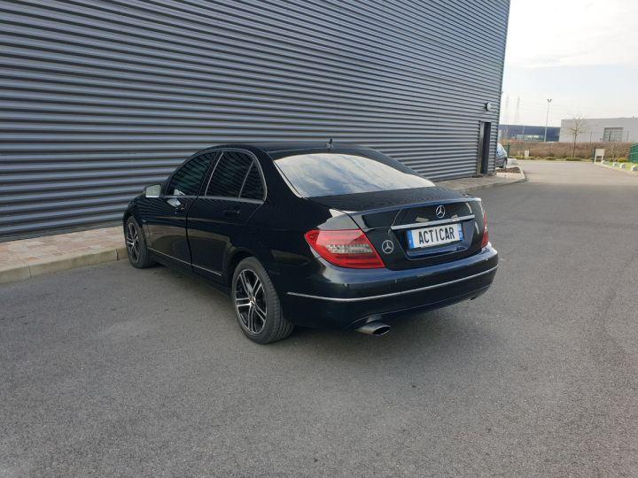 Mercedes Classe C 3 180 cdi avantgarde 7g tronic Noir Occasion - 21