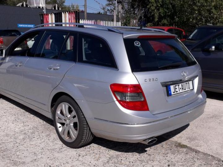 Mercedes Classe C 3 III SW 220 CDI AVANTGARDE BVA  - 7