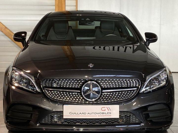 Mercedes Classe C 300 D AMG-LINE 4MATIC 245ch 9G-TRONIC GRIS FONCE - 2