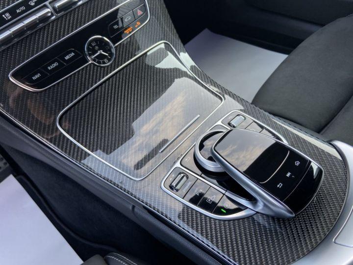 Mercedes Classe C 300 D AMG-LINE 4MATIC 245ch 9G-TRONIC GRIS FONCE - 17