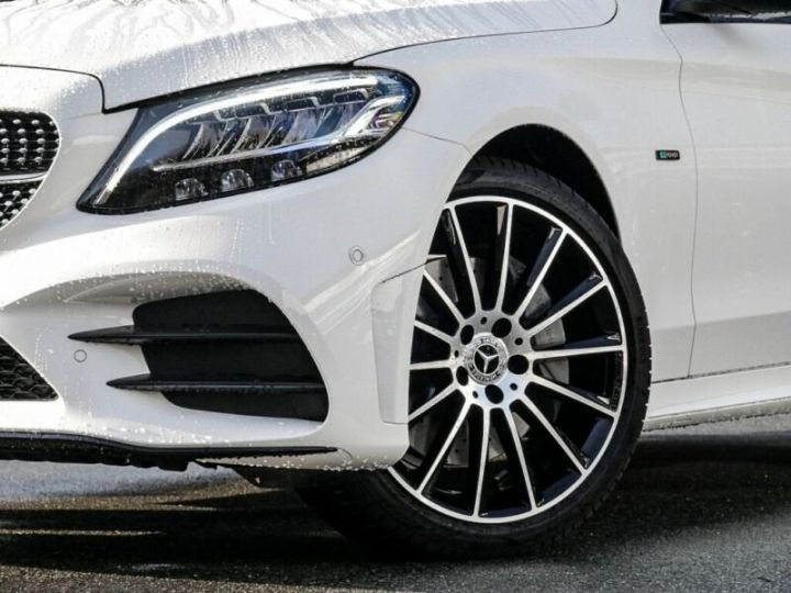 Mercedes Classe C 300 DE HYBRIDE AMG LINE GRIS ANTHRACITE  Occasion - 1