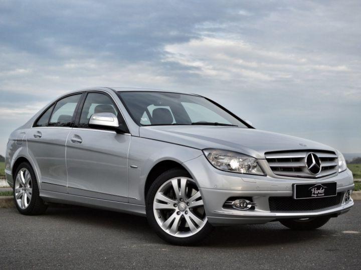 Mercedes Classe C 320 CDI W204 7G 3.0l V6 224ch AVANTGARDE Gris Argent - 1