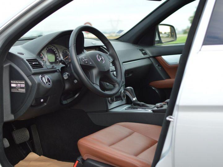 Mercedes Classe C 320 CDI W204 7G 3.0l V6 224ch AVANTGARDE Gris Argent - 7