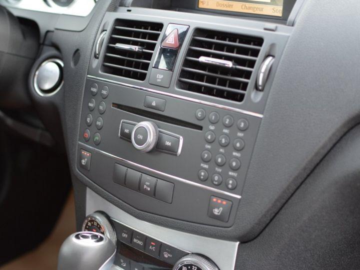 Mercedes Classe C 320 CDI W204 7G 3.0l V6 224ch AVANTGARDE Gris Argent - 9