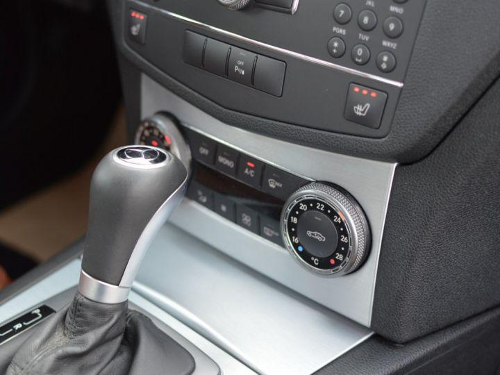 Mercedes Classe C 320 CDI W204 7G 3.0l V6 224ch AVANTGARDE Gris Argent - 10