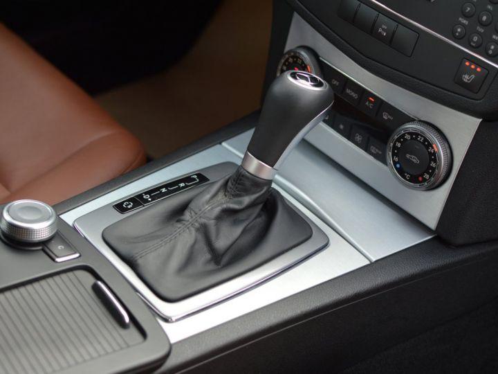 Mercedes Classe C 320 CDI W204 7G 3.0l V6 224ch AVANTGARDE Gris Argent - 11