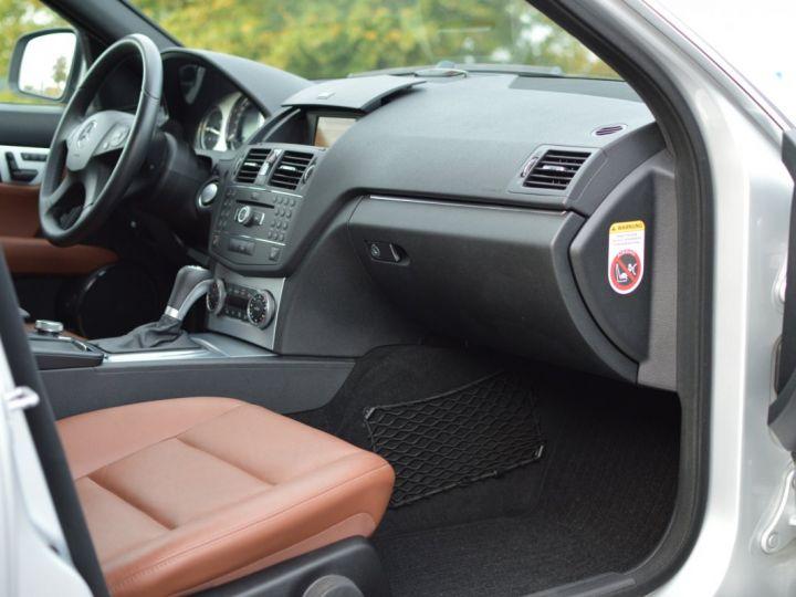 Mercedes Classe C 320 CDI W204 7G 3.0l V6 224ch AVANTGARDE Gris Argent - 12