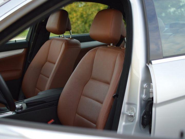 Mercedes Classe C 320 CDI W204 7G 3.0l V6 224ch AVANTGARDE Gris Argent - 13