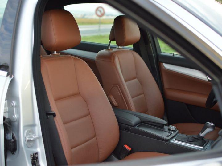 Mercedes Classe C 320 CDI W204 7G 3.0l V6 224ch AVANTGARDE Gris Argent - 14
