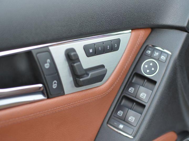 Mercedes Classe C 320 CDI W204 7G 3.0l V6 224ch AVANTGARDE Gris Argent - 16