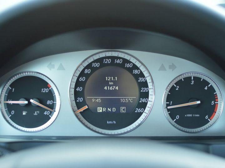Mercedes Classe C 320 CDI W204 7G 3.0l V6 224ch AVANTGARDE Gris Argent - 19