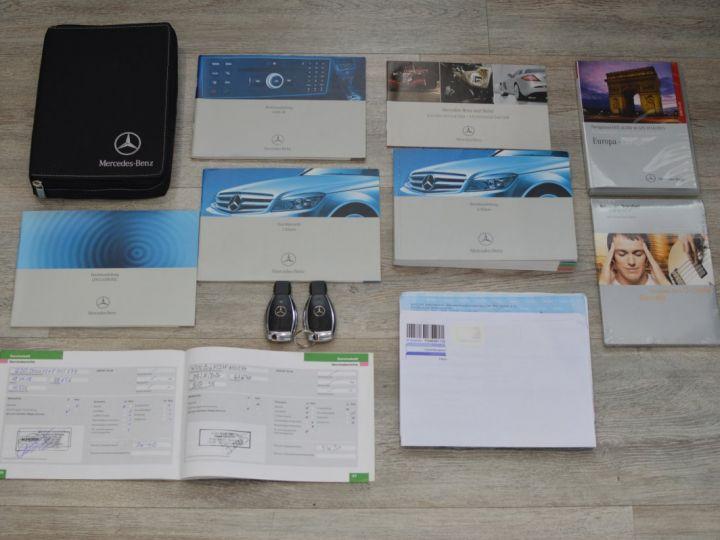 Mercedes Classe C 320 CDI W204 7G 3.0l V6 224ch AVANTGARDE Gris Argent - 21
