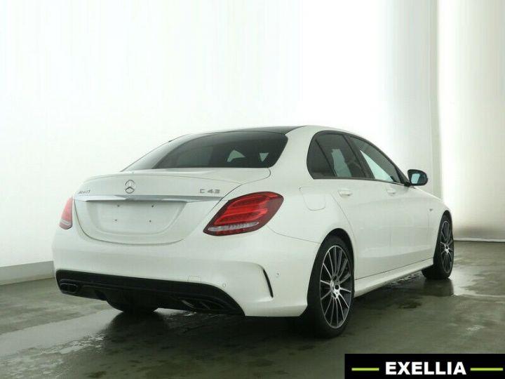 Mercedes Classe C 43 4 MATIC  BLANC  Occasion - 3