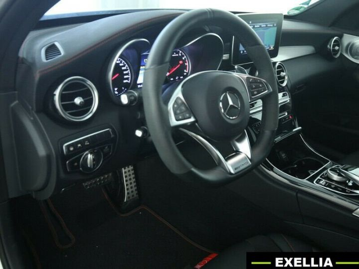 Mercedes Classe C 43 4 MATIC  BLANC  Occasion - 5