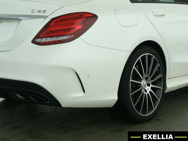 Mercedes Classe C 43 4 MATIC  BLANC  Occasion - 7