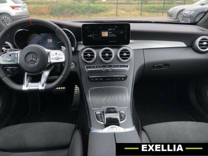 Mercedes Classe C 43 Cabrio 4Matic  BLEU PEINTURE METALISE Occasion - 7