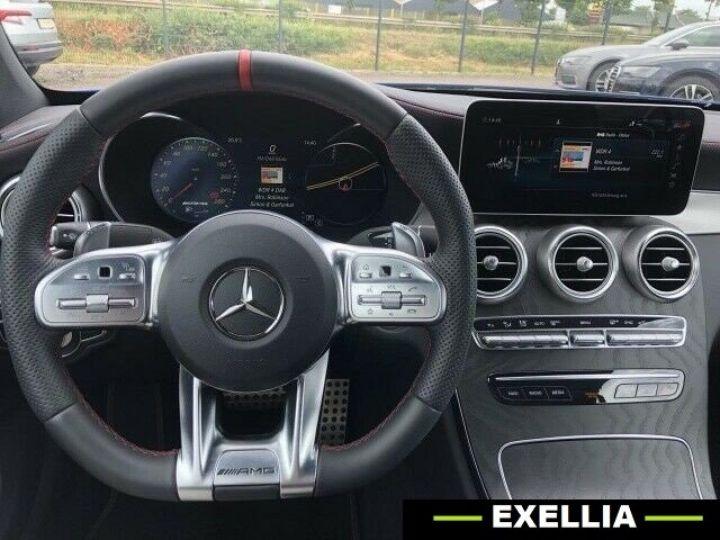 Mercedes Classe C 43 Cabrio 4Matic  BLEU PEINTURE METALISE Occasion - 9