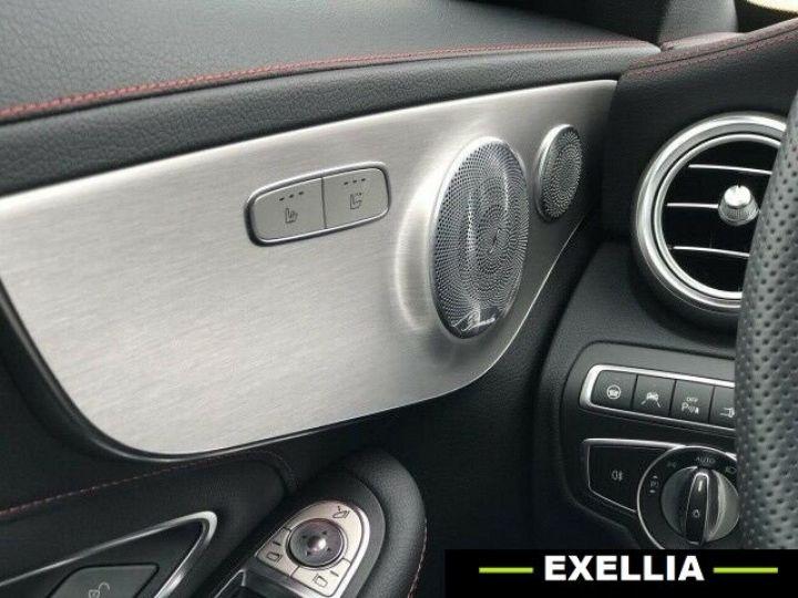 Mercedes Classe C 43 Cabrio 4Matic  BLEU PEINTURE METALISE Occasion - 12