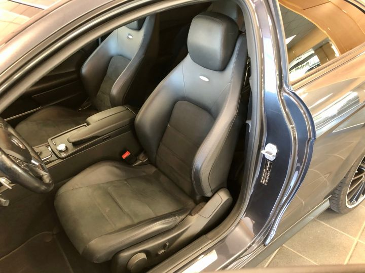Mercedes Classe C 63 AMG Gris Metalise - 5