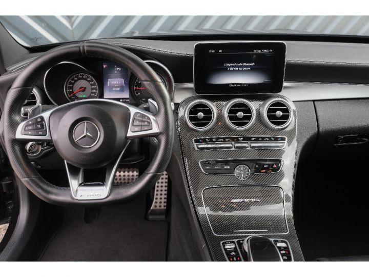 Mercedes Classe C 63 AMG 7G -Tronic A NOIR - 7