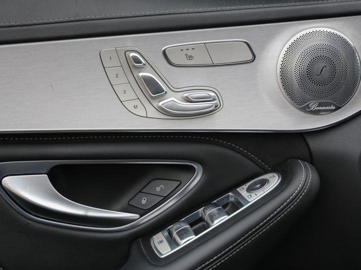 Mercedes Classe C 63 AMG 7G -Tronic A NOIR - 12