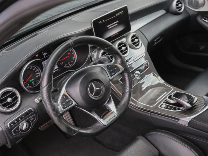 Mercedes Classe C 63 AMG 7G -Tronic A NOIR - 13
