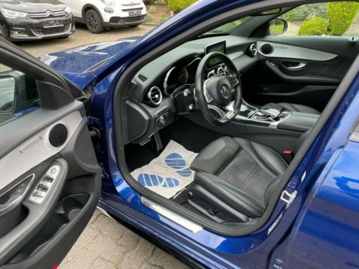 Mercedes Classe C 63 AMG T 4.0 V8 Biturbo / GPS / PHARE LED / GARANTIE 12 MOIS Bleu nuit - 7