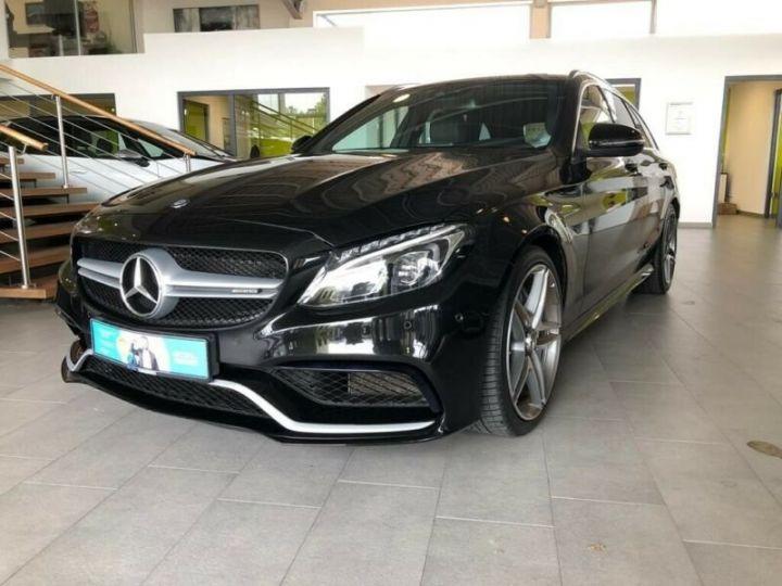 Mercedes Classe C 63 AMG T AMG Performance / GPS / PHARE LED / REGULATEUR / SIEGE CHAUFFANTS / GARANTIE 12 MOIS Noir métallisée  - 1