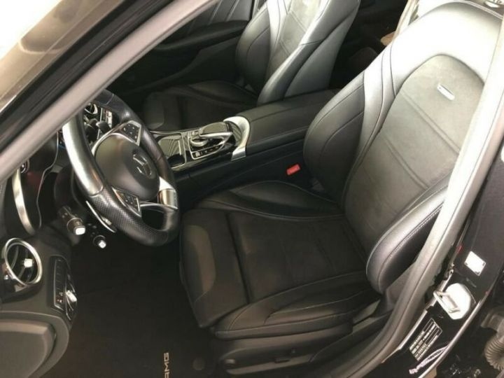 Mercedes Classe C 63 AMG T AMG Performance / GPS / PHARE LED / REGULATEUR / SIEGE CHAUFFANTS / GARANTIE 12 MOIS Noir métallisée  - 8
