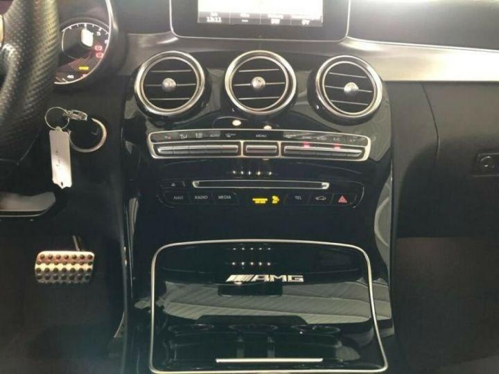 Mercedes Classe C 63 AMG T AMG Performance / GPS / PHARE LED / REGULATEUR / SIEGE CHAUFFANTS / GARANTIE 12 MOIS Noir métallisée  - 10