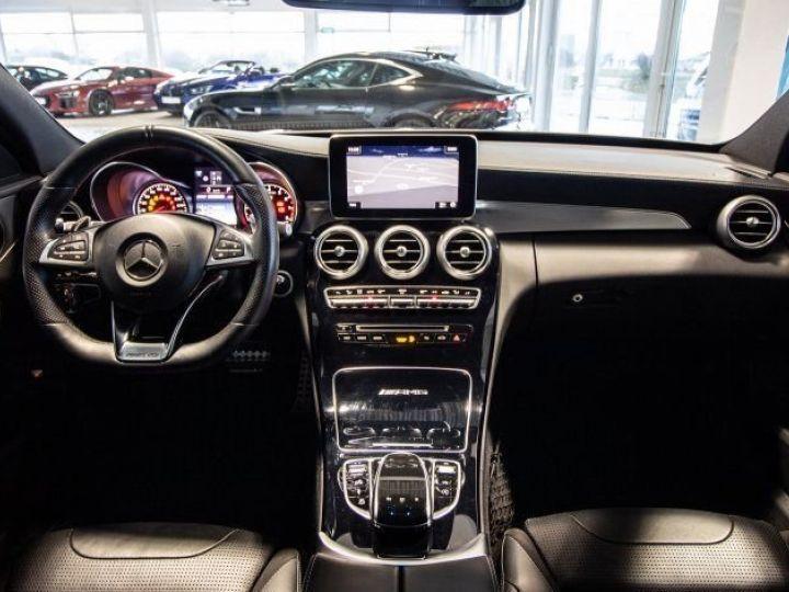 Mercedes Classe C AMG 63 AMG Gris métallisé - 4