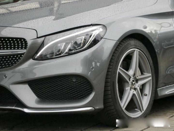 Mercedes Classe C C 220 d Cabrio  gris - 6